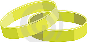 Wedding Rings 01 Stock Photos - Image: 9460223
