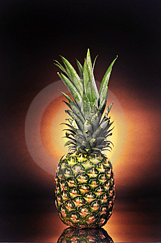 Pineapple Stock Image - Image: 9467531