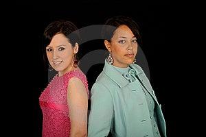 Beautiful Women Royalty Free Stock Photos - Image: 9469718