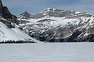 NNorth American Mountains And Glacier Royalty Free Stock Photography - Image: 9472277