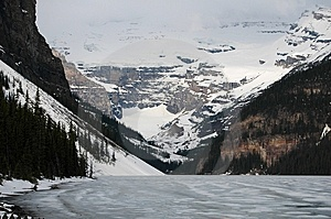 NNorth American Mountains And Glacier Royalty Free Stock Images - Image: 9472299