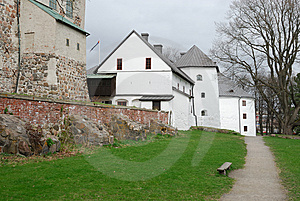 Medieval Stone Castle In Turku Stock Photography - Image: 9476782