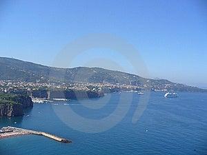 Shoreline Beaches At Amalfi,Italy Stock Images - Image: 9477314
