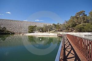 Bridge Beside Lake Royalty Free Stock Images - Image: 9482519