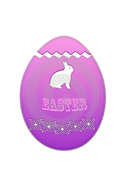 Pink Easter Egg Royalty Free Stock Photos - Image: 9482938