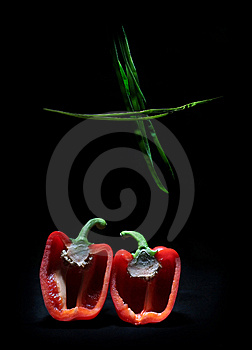 Sweet Pepper Stock Photos - Image: 9488763