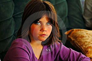 Green Eyes) Royalty Free Stock Images - Image: 9490849