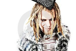 Sourire Affecté Photographie stock - Image: 9491552