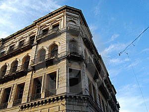 19th Century Architecture - Detail Stock Photography - Image: 9492282