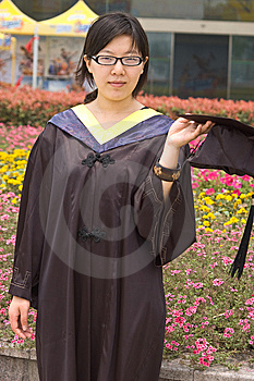 Bachelor Of China Royalty Free Stock Photography - Image: 9493107