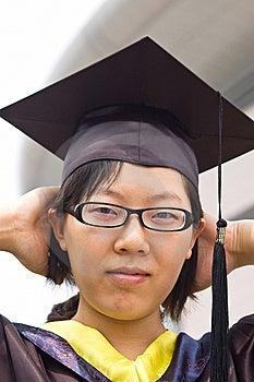 Bachelor Of China Stock Image - Image: 9493321