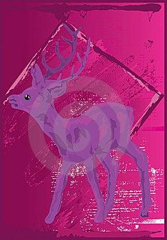 Reindeer Royalty Free Stock Image - Image: 9495646