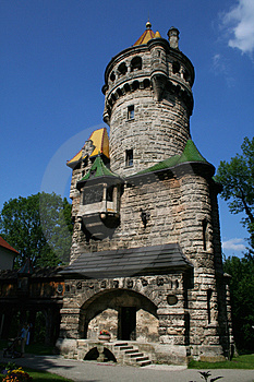 Mutter Tower Full Stock Photos - Image: 951683
