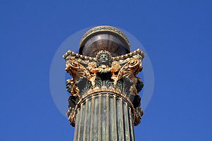 Sculpture Detail Royalty Free Stock Photography - Image: 953857