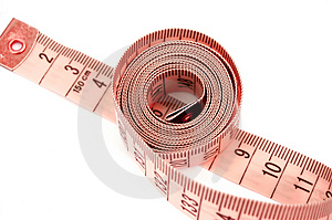 Measure Tape #6 Royalty Free Stock Photos - Image: 954958