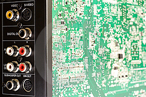 Circuit Stock Photos - Image: 9500373