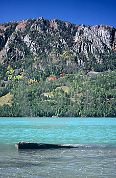 Kanas Lake,China Royalty Free Stock Photo - Image: 9500455