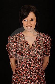 Portrait Of Teenage Girl Royalty Free Stock Photography - Image: 9506147