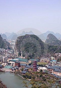 Gulin Landscapes Stock Photo - Image: 9506320