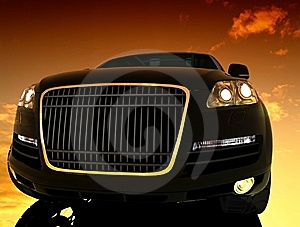 The Automobile Stock Photo - Image: 9506680