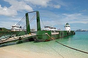 Koh Phi Phi Beach Royalty Free Stock Photo - Image: 9520195
