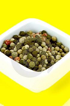 Pepper Corns Royalty Free Stock Image - Image: 9521006