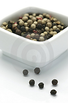Pepper Corns Stock Photos - Image: 9521423