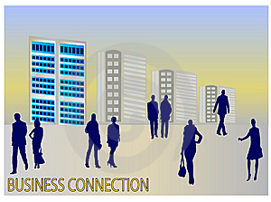 Business People Royalty Free Stock Photos - Image: 9522878
