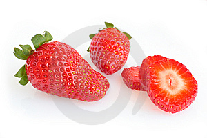 Strawberry Royalty Free Stock Photos - Image: 9524268
