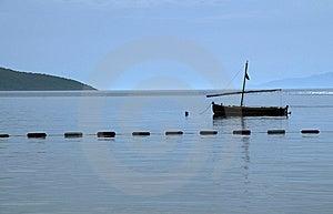 Small Sailboat Royalty Free Stock Images - Image: 9525279
