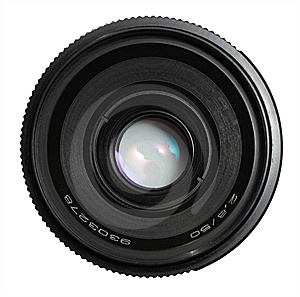 Photo Lens Royalty Free Stock Image - Image: 9527606