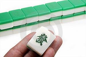 Chinese Mah-Jong Royalty Free Stock Photo - Image: 9529665