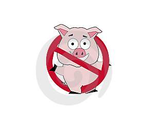 Swine Flu Stock Images - Image: 9536404