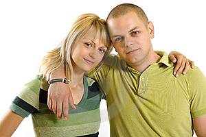 Young Couple Stock Images - Image: 9538584