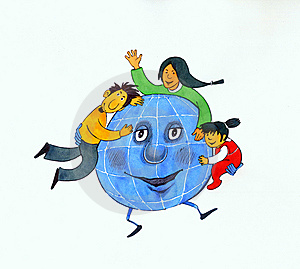 Earth Royalty Free Stock Image - Image: 9539146
