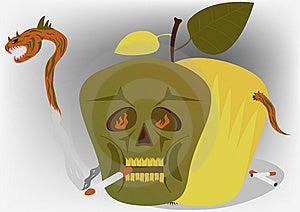 Stop Nicotine Stock Images - Image: 9543884