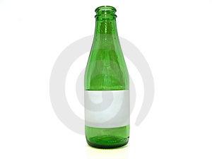 Green Bottle Stock Photos - Image: 9545483