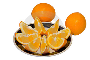 Oranges 1 Royalty Free Stock Images - Image: 9550339