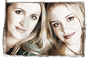 Sisters Stock Image - Image: 9556711