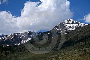 Boulder Mountains Royalty Free Stock Photos - Image: 9559398
