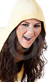 Young Woman Stock Image - Image: 9560321