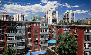 General Living Area In China 3 Stock Photography - Image: 9562492
