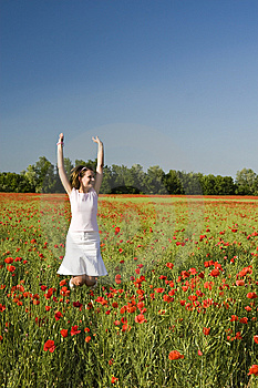 Happiness Feeling Royalty Free Stock Photos - Image: 9562608