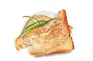 Potato Sandwitch Royalty Free Stock Images - Image: 9565749