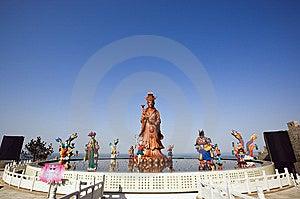 Matsu As(goddess Of Seafarers ) Stock Photo - Image: 9566630
