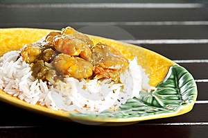 Prawn Curry Stock Photos - Image: 9567103