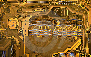 Electronic Circuit Background Stock Photos - Image: 9567833