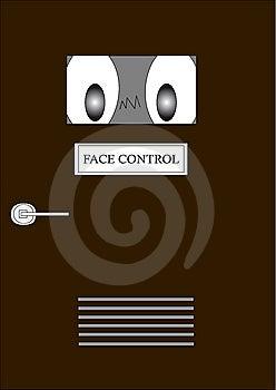 Face Control Stock Photos - Image: 9568483