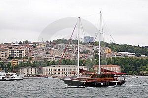 Luxurious Yacht Stock Photography - Image: 9569822