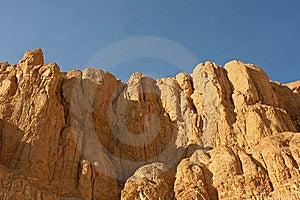 Sandstone Rocks In Desert Royalty Free Stock Photography - Image: 9569827